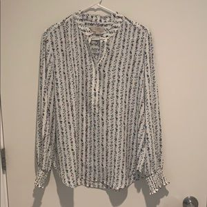 NWT Loft Outlet long sleeve top